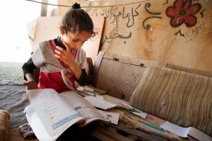 Palestinian Bedouin community